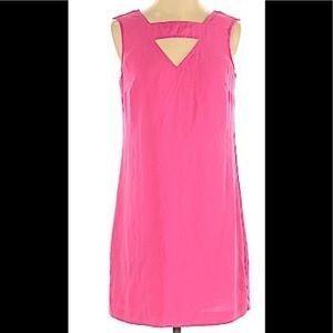 Banana Republic  pink mini dress size -4